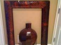 Copper Water Vase Art, $199 or best offer. Serious