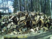 Oak firewood for sale. It will be a true cord of wood,