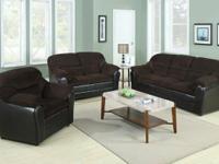 Sofa Sleeper (with FREEqueen size mattress), Loveseat,