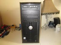 Fast Dell Optiplex 745 reconditioned and updated with.