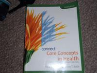 Core Concepts in Health 11th edition Authors; Paul M.