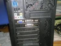 I am selling a Intel Core I7 gaming machine, it comes