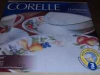 textured leaves corelle dishes Classifieds - Buy & Sell textured ...