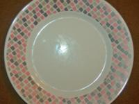 Excellent Condition , Unused Large Dinner Plates. Ultra