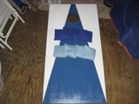 This listing is for a set of custom made corn hole
