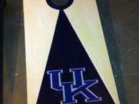 New Corn Hole Sets and Bags. Sets starting at $75. Use