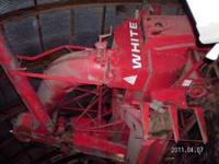 Corn sheller White farm equipment model 1210 Great