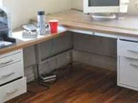 -Corner Desk -Great Condition -Excellent for home or