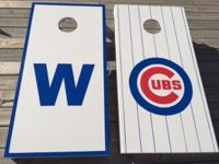 Custom Cornhole Boards for sale Great Graduation Gifts