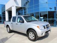 2012 Nissan Frontier . Body Layout: 4D Crew Cab. Miles: