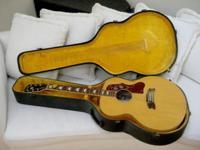 Cortez J-200 / Gibson J-200 Copy. Only $2599.00. Guitar