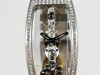 Corum Miss Golden Bridge 18k White Gold Excellent