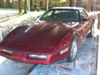 I have a 1988 Corvette. Looks and runs good with a