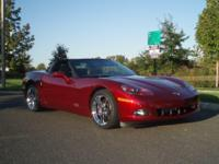 2007 Corvette C6 in brand new condition, only 7797