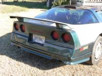 I have my 1986 Corvette for sale. The title is clear