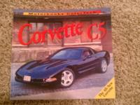 "For sale is the book ""Corvette C5"". It is 128 pages of"