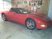 CHARMING CORVETTE PROGRAM AUTOMOBILE! There are a great
