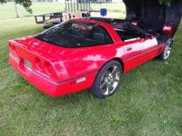 up for sale is a 1986 corvette 350 4 +3 manuel