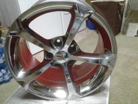 ******* 2013 CORVETTE GRAND SPORT WHEELS **********.