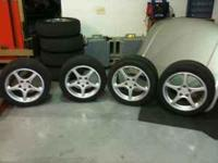 "01 Corvette Wheels 17"" Front 18"" Rear CALL ME FOR ANY"