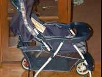 Cosco Juvenile Stroller in Good Condition, Blue! Great