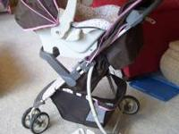 Cosco Traveling System includes Stroller, Carseat with