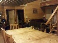 Cabin rentals close to Wold Pen Gap Trailhead. Private