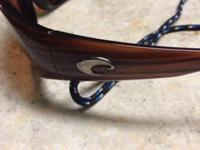 "Costa Del Mar ""Swordfish"" sunglasses with ""driftwood"""