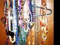 Various costume jewelry for sale at $29 or best offer.