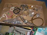 I have several dozen items of costume jewelry for sale.