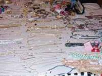 We have LOTS of WEARABLE costume jewelry! Some is