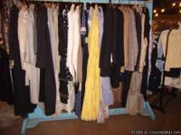 We have racks and racks of costumes that had been used