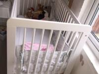 John Lewis Cot As New. Baby cot for sale. Like new. Our