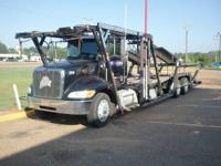 2007 One Owner Cotrell 5 Pack car hauling rig.