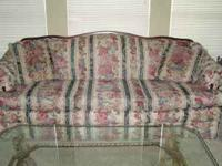 Selling living room couch. Making room for new