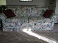 This is very well maintained couch in great shape! We