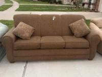 Nice couch, in very good condition. Moving, need it