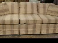 Couch in good condition. $75.00.  Location: Jenkins
