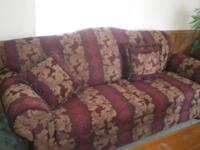 Couch and love seat are in great condition. I also have