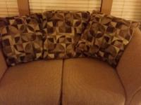 Type:Living RoomType:Couch and Love Seat$75 OBO for