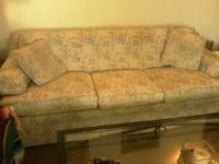 "** Set of couch with matching Love seat. ""Cavalier"""