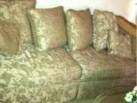 I have a great condition couch and love seat with