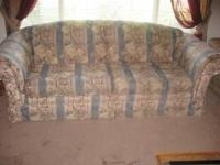 couch and love seat  normal wear  100.00 for the set