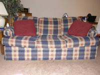Couch and Love Seat for sale $175 obo Gently used in a