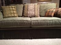 Sofa by Lane in very good condition. This is a great