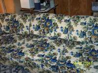 Excellent condition three cushion couch. Very sturdy