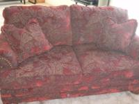 Beautiful plush couch - two are available but will sell