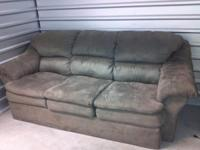 Type: Living Room Type: Sofas Microfiber couch. If