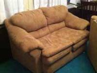 Bought new furniture and were selling are old couch and