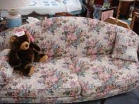 Please see pictures for prices and item Antique Couch,
